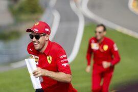 Ferrari insider thinks Vettel could stay in 2021