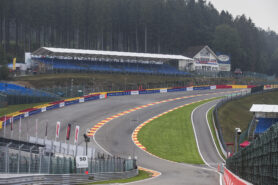 Iconic Eau Rouge chalet demolished at Spa for better safety