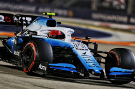Sponsor staying in F1 'with or without' Kubica