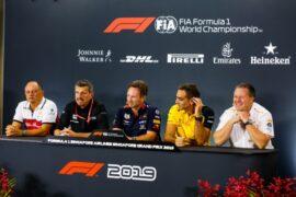 Vasseur: F1 authorities working on survival plan