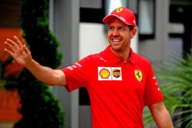 Insiders ponder retirement for departing Vettel