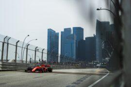 Lap Times 3rd Free Practice 2019 Singapore F1 GP