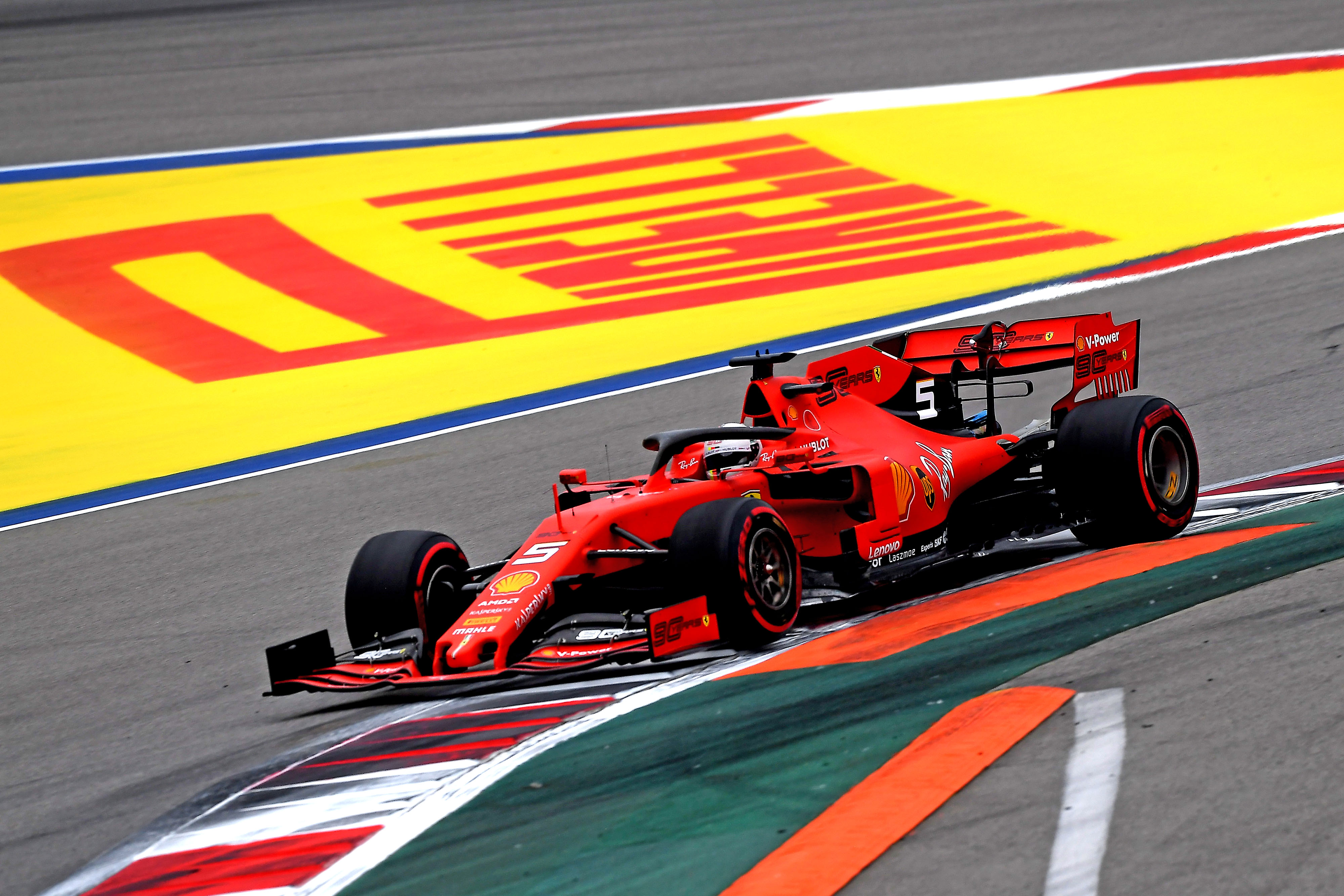 F1 Ergebniss