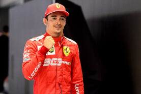 Who is Charles Leclerc?