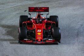 Binotto: Ferrari engine advantage 'exaggerated'