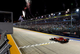 Second US GP can replace cancelled Singapore event