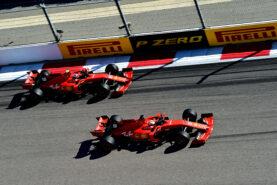 Schumacher: Vettel in danger if conflict worsens