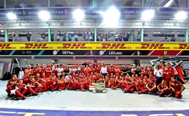 Briatore doubts Ferrari can catch up Mercedes