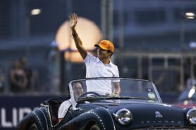 McLaren Unboxed: A Night's Tale at Singapore