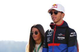 F1 Drivers' Wives & Girlfriends 2020