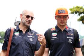 Horner: Verstappen & Newey staying at Red Bull