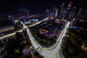 Drivers Post-Quali Quotes 2019 Singapore F1 GP