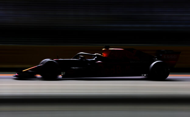 Wallpaper pictures 2019 Singapore F1 GP