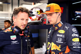 Verstappen: 60% of F1 drivers can win with Mercedes