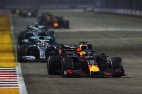 Red Bull gets updated F1 fuel soon