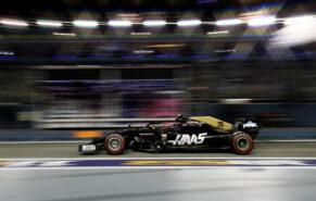 Haas not harmed by title sponsor debacle