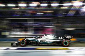 Hamilton: Mercedes needs update to catch Ferrari