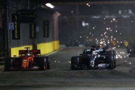 Hamilton critical on Mercedes team after defeat