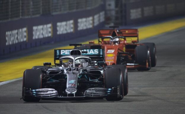 Costa: More pressure at Ferrari than Mercedes