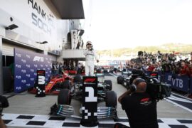 2019 Russian Grand Prix Race Results
