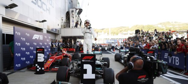 Race Results 2019 Russian F1 Grand Prix