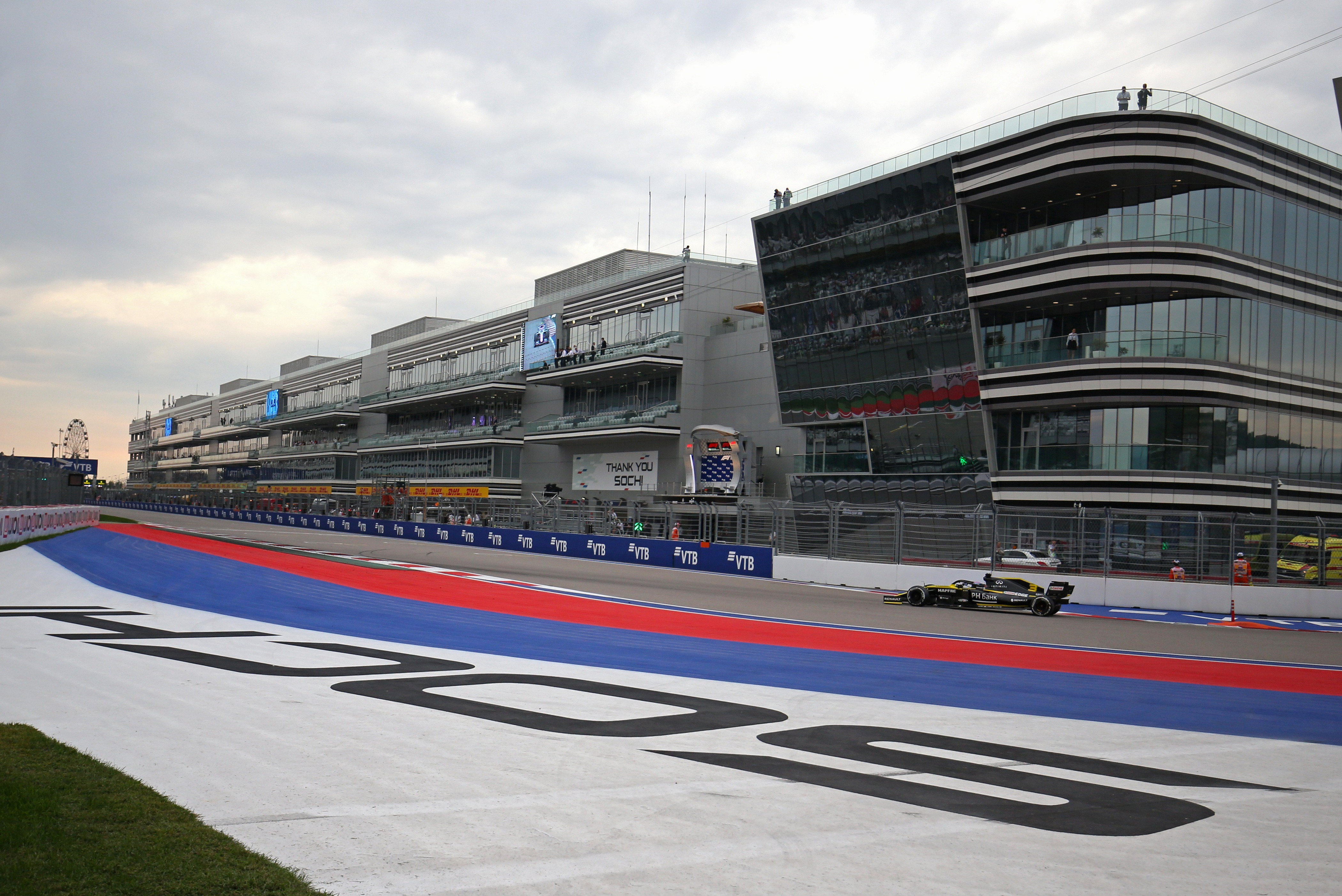 Press Conference Schedule 2020 Russian GP