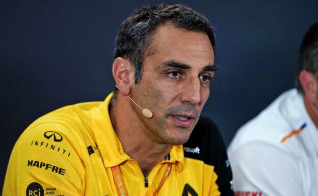 Ocon says it's sad to see Abiteboul lose his Renault top job