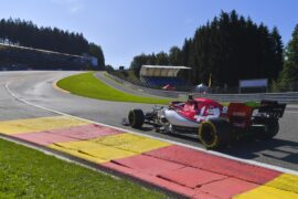 All info you need to see before the next Belgian GP starts