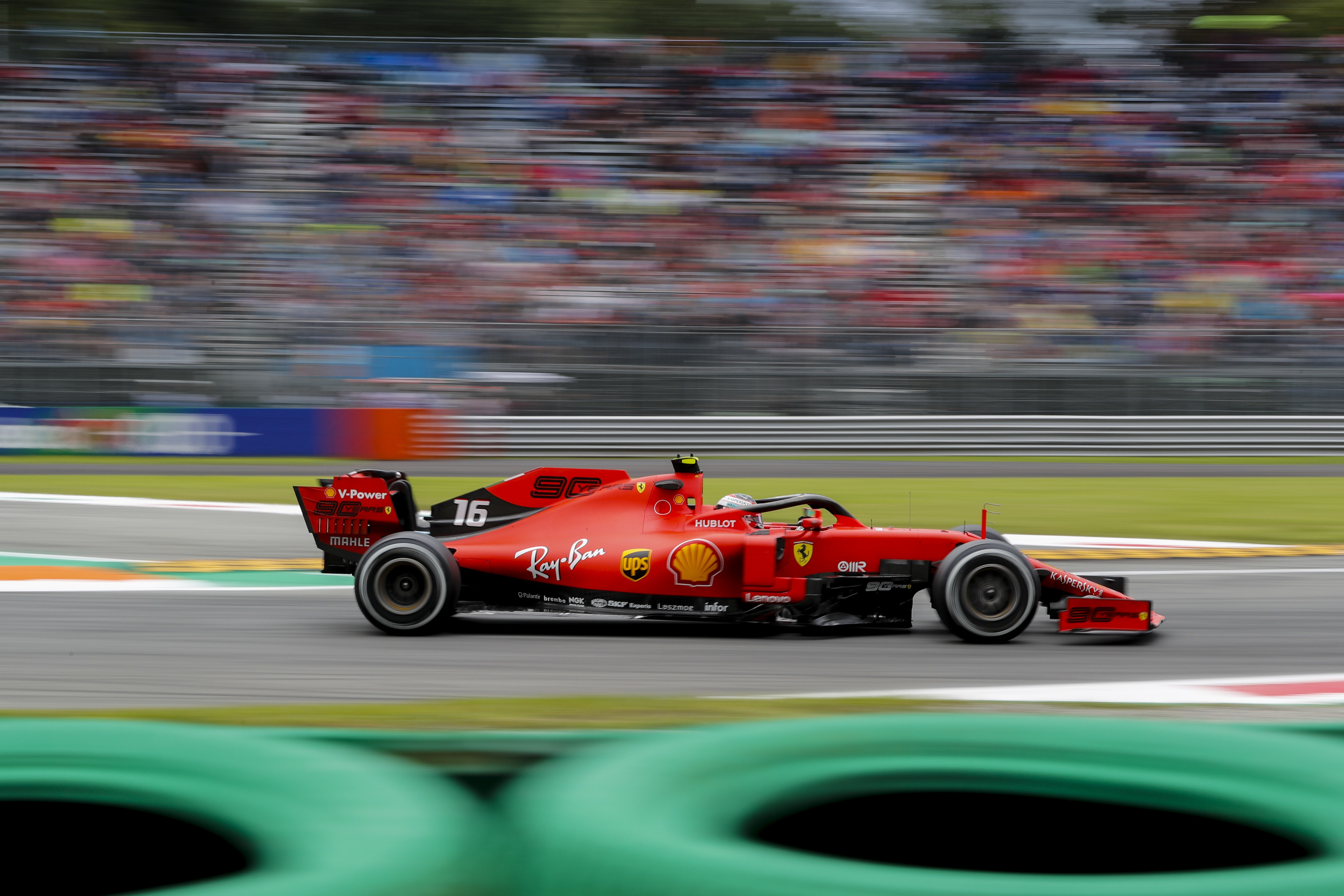 Qualifying Results 2019 Italian F1 Grand Prix | F1-Fansite com