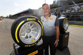 Isola: 2022 tyres should be 'compromise'