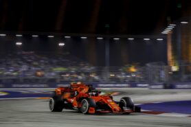 Peter Winsor: Did Ferrari score a 1-2 or a 2-1 in Singapore?