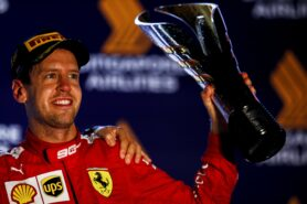 Wolff admits Vettel not Mercedes' 'priority'