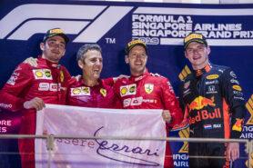 Domenicali: Ferrari has 'fantastic chance' to win in 2020