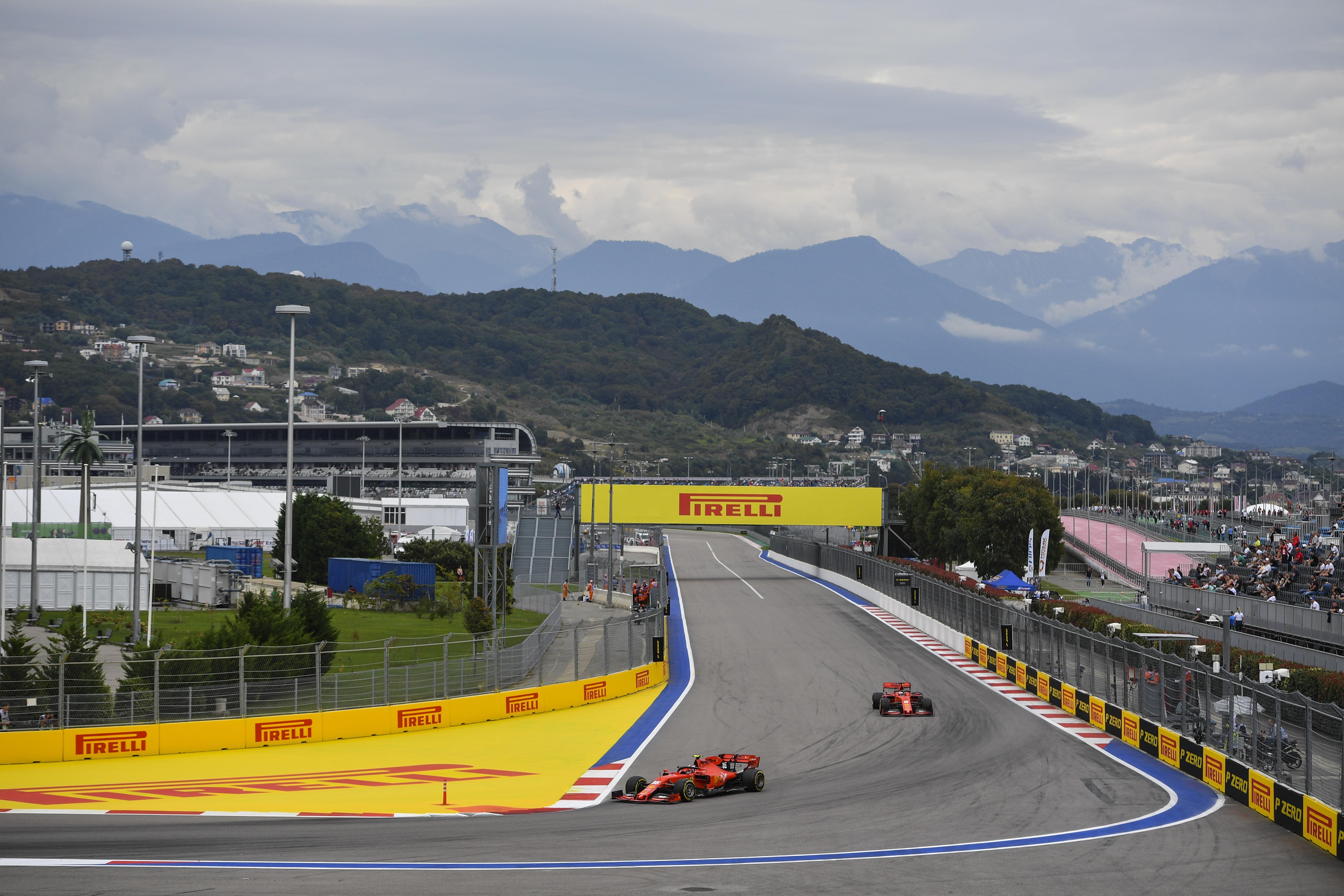 Freies Training F1