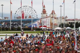 Russia rejects St Petersburg F1 race rumours