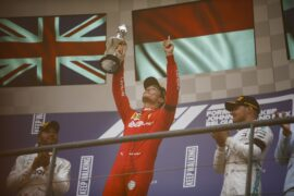 2019 Belgian Grand Prix F1 Race Results