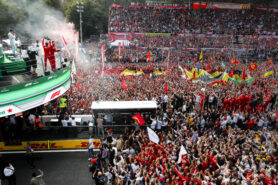 Monza event hoping for 80% capacity F1 crowd this year