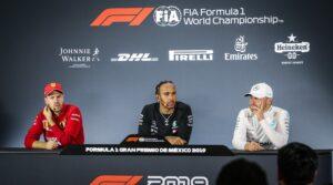 2019 Mexco F1 GP Post-Race Press Conference