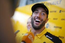 Fan Questions: Daniel Ricciardo
