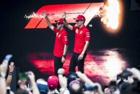 Prost predicts 'difficult' driver situation for Ferrari