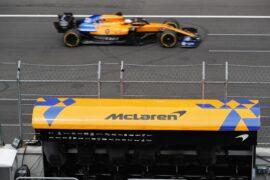 McLaren Unboxed | Speed of Sound | MCL35 in progress