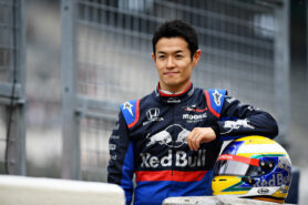 Horner: Yamamoto 'doesn't fit' in Red Bull programme
