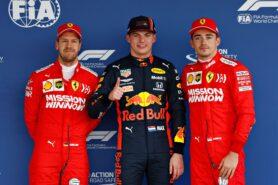 Alesi: Staying at Ferrari risked Vettel's reputation