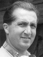 Alberto Ascari portrait