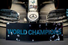 2019 Mercedes F1 Race Debriefs: The Bloopers!