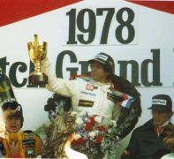 Mario Andretti's last win at Zandvoort (1978)