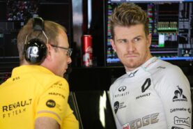 Hulkenberg doubts 2021 F1 return would be possible