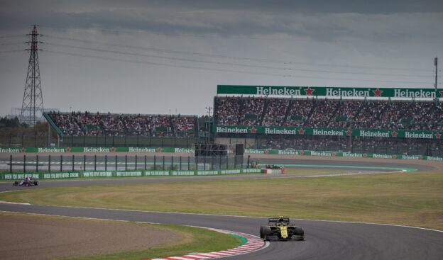 Suzuka delays ticket sales, Spa to welcome F1 crowd