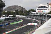 Starting Grid 2019 Mexico F1 GP