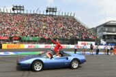 Vettel: Rivals don't return Xmas cards